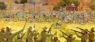 Бойня в Бенгалии