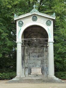Памятник Ахену