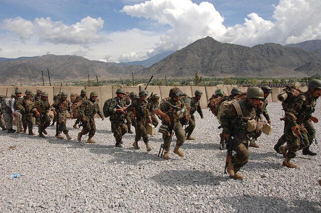 File:Afghan soldiers.jpg