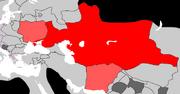 Dual Khanate at its height