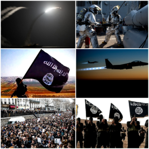 ISIS COLLAGE