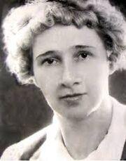 Tatiana I romanov en 1959
