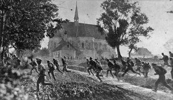 Отступление русских войск