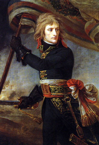 File:1801 Antoine-Jean Gros - Bonaparte on the Bridge at Arcole.jpg