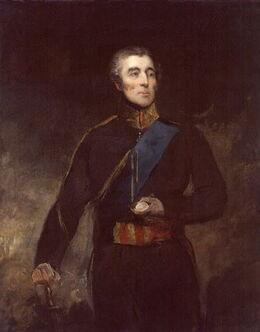 1st Duke of Wellington 1831