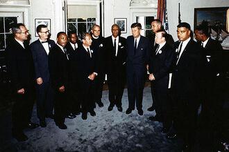 MLK JFK