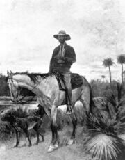 Remington A cracker cowboy