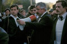 Руцкой на митинге сторонников