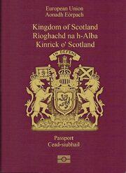 Scottish Passaport