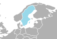 Sweden location (SM 3rd Power)