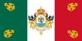 800px-Bandera del II Imperio Mexicano