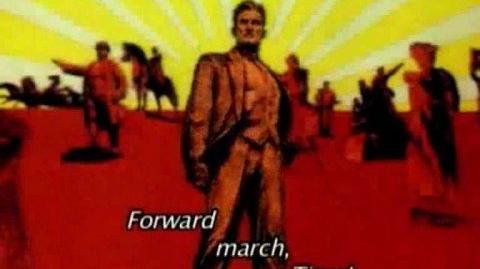 Soviet national anthem
