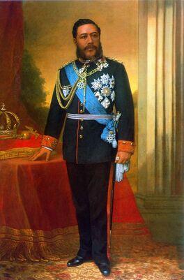 Король Калакауа