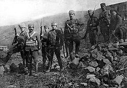 Султанские войска, рядом с Анкарой