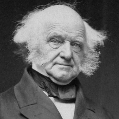 a biography of martin van buren an american politician