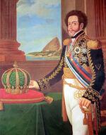 Pedro I por Henrique José da Silva