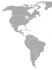 America mapa1951