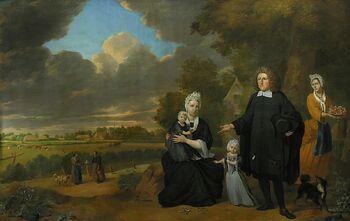 Horemans Family portrait