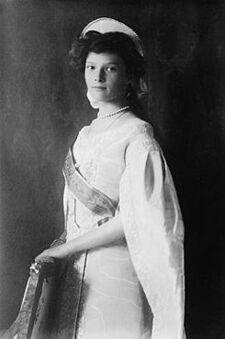 Tatiana I de Rusia Blanca (1947-1977)