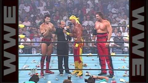 List This! - Legends of the Fall No. 1- Hulk Hogan & NWO