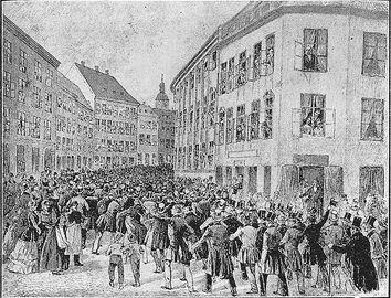 Уличные протесты в дании 1847