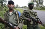 Congolese army soldier democratic republic of the congo 004