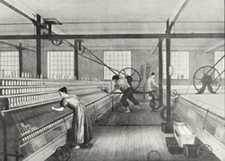 Cotton Mill (The Kalmar Union)