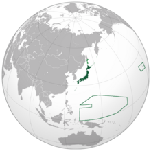 Map of Japan and territories (CCA)