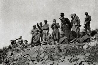 Русские войска в Афганистане