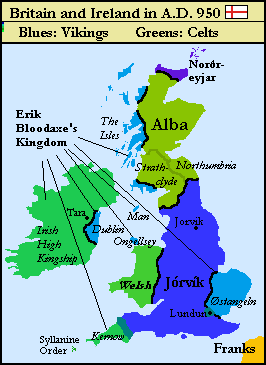 Map Of England 950.Bloodaxe War Ethelred The Pious Alternative History Fandom