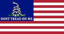 Gadsden flag Commonwealth