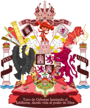 Greater Coat of Arms of Castile by eric4e