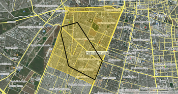 Mapa Parque P.A.C. (CNS)