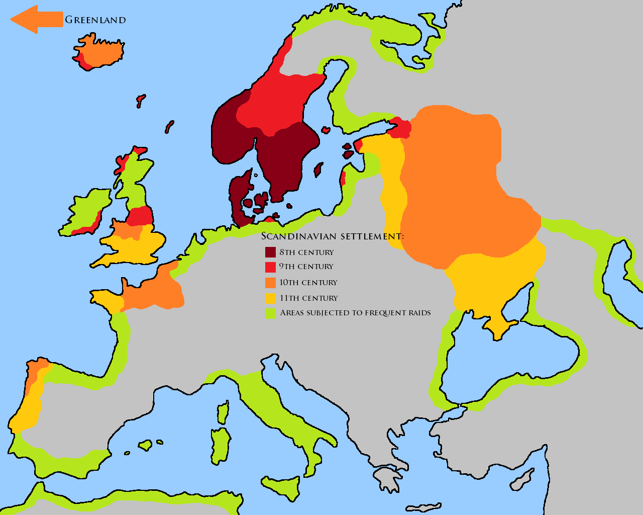 denmarks 11th century conquest of scandinavia essay I would suggest that the norman conquest in the 11th century was key in the space of a few years, england was taken over entirely by a norman french aristocracy deeply tied to france and western europe, its previous scandinavian dynasties marginalized or replaced entirely.