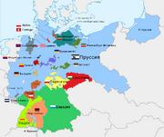 Администативно-территориально устройство Веймарской республики