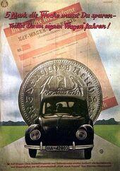 422px-Nazi Volkswagen
