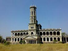 Akkalkot palacio
