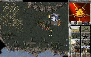Arlarmstufe Rot Command Conquer Alternativgeschichte - Minecraft mittelalter haus command