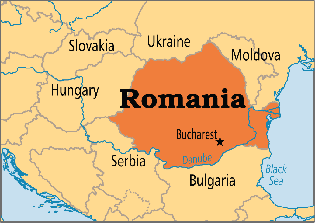 Image - Map of Romania in the Balkans.png | Alternative History ...