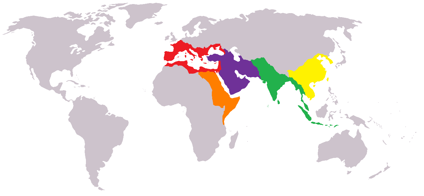 Image   Blank map of world no country borders.png | Alternative