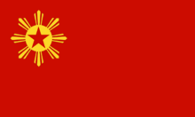 Flag of North Philippines