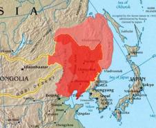 Manchuria