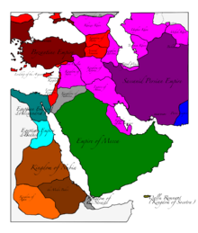 Middle East After Qallu Collapse