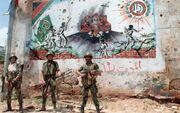 UAR soldiers Beirut