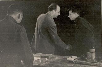 Зимянин и Пономаренко