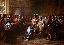 300px-Philippe de France proclamé roi d'Espagne