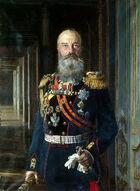 800px-Эрнст Липгарт - Портрет Великого Князя Михаила Николаевича