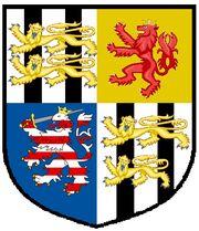 Anna II Anglia Shield (The Kalmar Union)