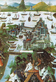 Constantinople 1453