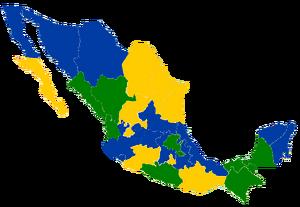 Elecciones presidenciales de México de 2000 CNS